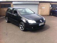 2005 VW GOLF SDI 11 MONTHS MOT PX WELCOME £1195