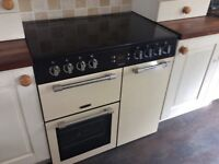 Electric leisure range cooker 90cm