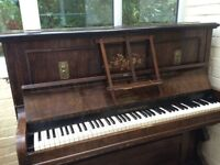 Piano. Free but must collect. Needs Tuning.
