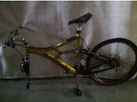 Mongoose NX 8.1 bike bicycle