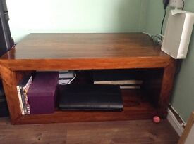 Coffee table/media unit