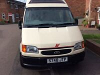 Auto sleeper duetto (package)Very good condition.MOT until March 2019