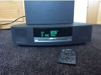 Bose Wave II DAB CD stereo system.
