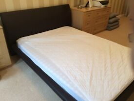Double bed, excellent condition, hardly used