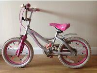 Girls bike suit age 5-7