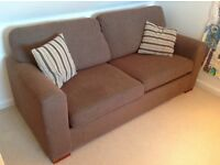 Modern Sofa bed with memory foam mattress