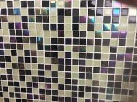 19 sheets of mosaic tiles