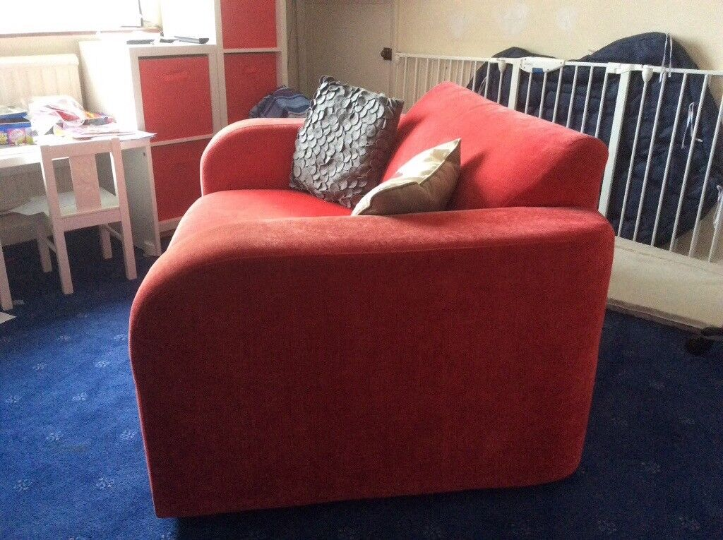 Free Small Red Sofa From Next