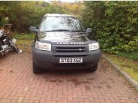 Land Rover Freelander Serengeti Td4 - For sale