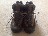 Meindl walking boots - size 35/3