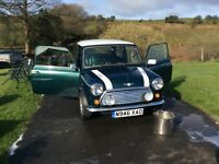Mini Cooper 13 i old school N reg