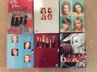 Sex in the City season 1-6 DVD bundle