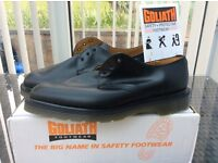 Brand new Goliath boots and shoes size 10