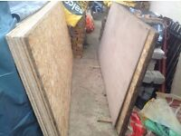OSB Boards 12 and 18 mm