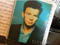 Rick Astley Songbook