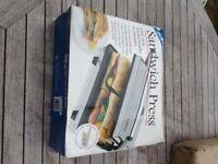 Breville sandwich toaster
