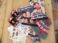 1D One Direction Collection - over 13 items