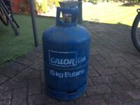 15KG CALOR GAS BOTTLE (FULL)