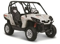2015 Can-Am Commander 800R DPS