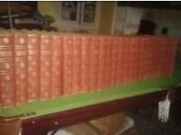 Encyclopaedia Britannica. Full set- 1958 - free to a good home