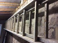 Extension Ladder - Aluminium 2 piece 4.2metres