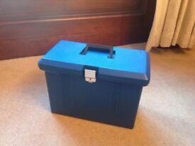 Portable Foolscap Filing Cabinet Case