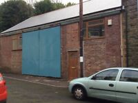 Workshop/Stores/Garage Unit to Rent - Neath