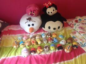Disney tsum tsum collection