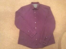 River Island Mans Smart Shirt