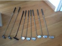 Ladies Half Set Golf Clubs and Bag ideal for beginner