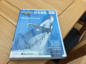 AQA Mathematics GCSE Foundation book