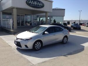 2014 Toyota Corolla 6 MONTHS NO PAYMENTS / QUICK & EASY FINANCIN