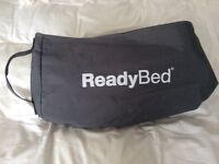 Readybed Deluxe Junior Inflatable Air bed and Sleeping bag in one