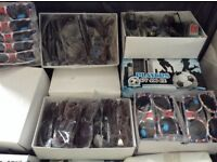 Job lot sunglasses phone covers bags and lots more