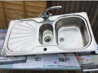 Kitchen sink / cupboard fronts