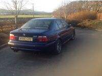 BMW e39 m5 for sale 93666 miles on clock