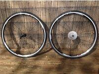 Road cycle bike wheelset shimano brand new
