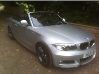 BMW 1 Series Convertible (2012 ) 2.0 118d M Sport 2dr