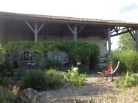 Characterful Stone house in Gironde France