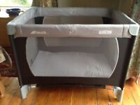 HAUCK PLAY N' RELAX TRAVEL COT