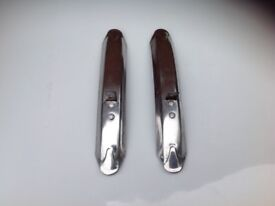 CHROME SHORTIE MUDGUARDS-can post