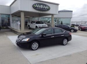 2015 Nissan Sentra 6 MONTHS NO PAYMENTS/QUICK & EASY FINANCING !