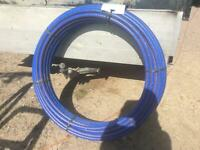 Barrier pipe water main