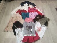 HUGE BUNDLE OF GIRLS CLOTHES AGE 2-3 years