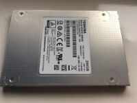 "Toshiba HG6 THNSNJ256GCSY 256GB SATA III 6Gbs 7mm 2.5"" MLC SSD Solid State Drive with very low Usage"
