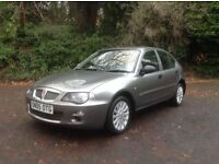 2005 ROVER 25 1.4 SE 5DR ONLY 43000 MLS LEATHER 1 PREVIOUS OWNER
