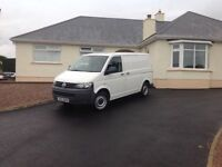 2012 VW Transporter 2.0 TDI Crewvan 6 seater mint condition trade ins accepted