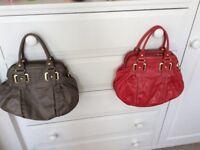 Two genuine Jasper Conran handbags