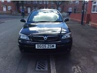 VAUXHALL ASTRA 1.4 5DR hatchback patrol manual 2005 full history 12 months mot miles 79000