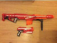 Nerf GUNs Mega Centurion & Magnus